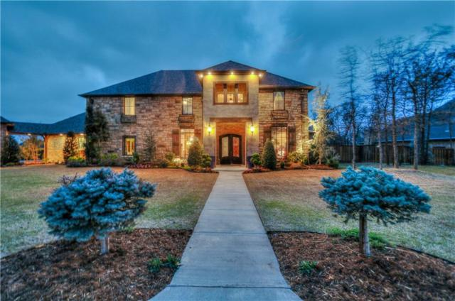2300 Lone Oak Way, Edmond, OK 73034 (MLS #815610) :: Homestead & Co
