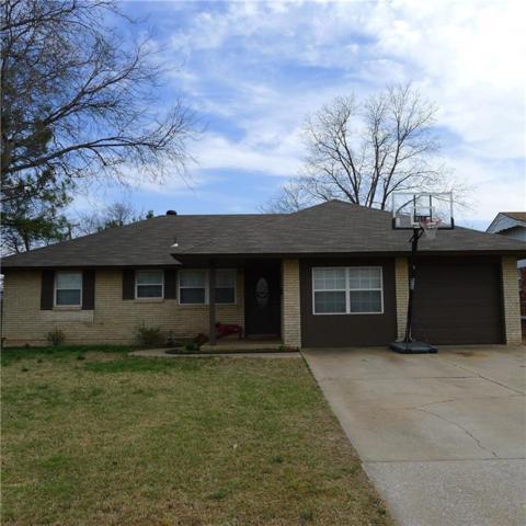 714 Crestmoore Drive, Moore, OK 73160 (MLS #815615) :: UB Home Team