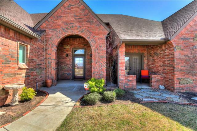 19504 Talavera Lane, Edmond, OK 73012 (MLS #815625) :: Erhardt Group at Keller Williams Mulinix OKC