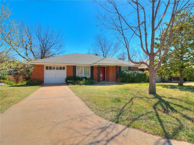 5010 N Harvey Parkway, Oklahoma City, OK 73118 (MLS #815626) :: Homestead & Co