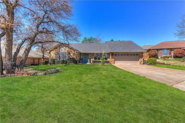 2605 Brookside Avenue, Edmond, OK 73034 (MLS #815629) :: Barry Hurley Real Estate