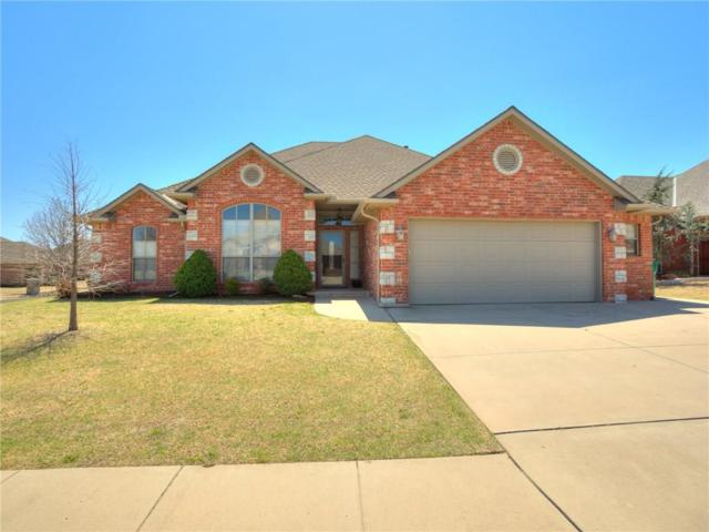 8800 NW 114th Circle, Oklahoma City, OK 73162 (MLS #815640) :: Homestead & Co