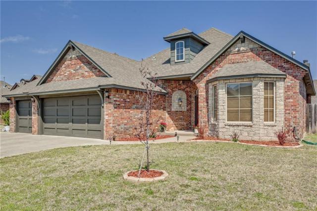 3312 San Juan Trail, Moore, OK 73160 (MLS #815657) :: Barry Hurley Real Estate