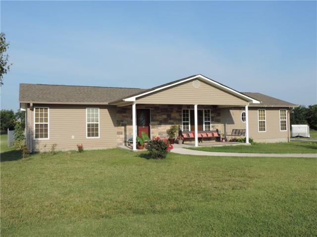 14694 N County Road 3410, Stratford, OK 74872 (MLS #815662) :: Barry Hurley Real Estate