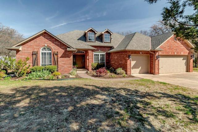 9651 Skyridge Drive, Edmond, OK 73007 (MLS #815664) :: Homestead & Co