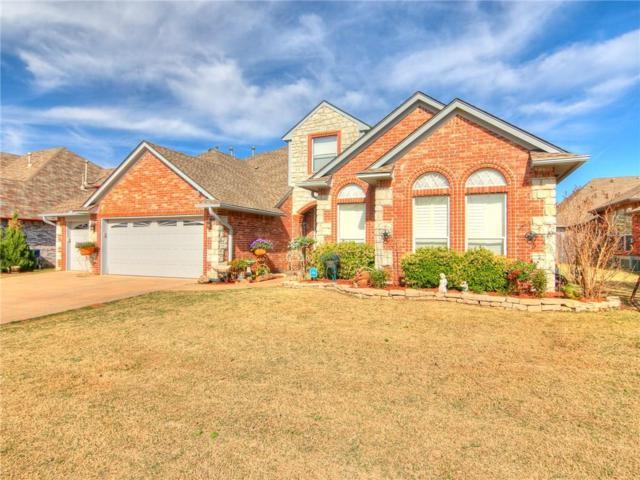 11804 Blueridge Court, Oklahoma City, OK 73162 (MLS #815665) :: Wyatt Poindexter Group