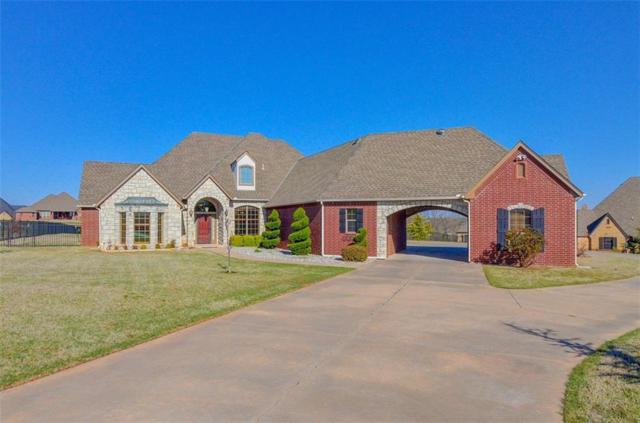 3363 Lake Ellen, Newcastle, OK 73065 (MLS #815669) :: Erhardt Group at Keller Williams Mulinix OKC