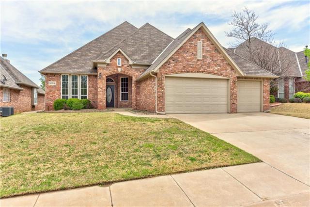 16708 Covington Manor, Edmond, OK 73012 (MLS #815686) :: Wyatt Poindexter Group