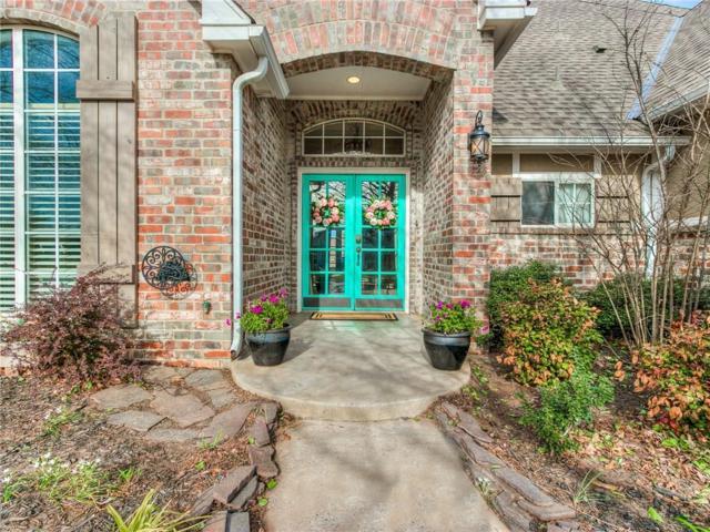17001 Granite Place, Edmond, OK 73012 (MLS #815694) :: Homestead & Co