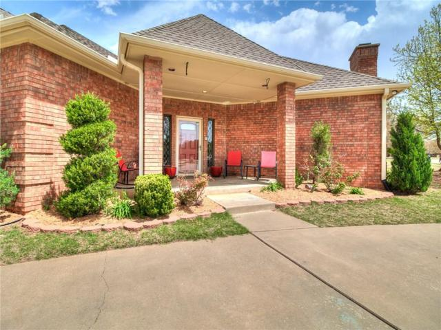 2125 Abbeywood, Oklahoma City, OK 73170 (MLS #815716) :: Erhardt Group at Keller Williams Mulinix OKC