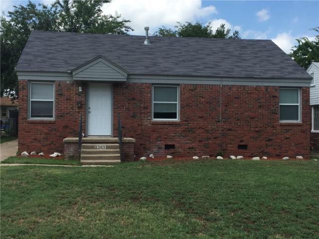 2309 Hardin, Oklahoma City, OK 73111 (MLS #815741) :: Wyatt Poindexter Group