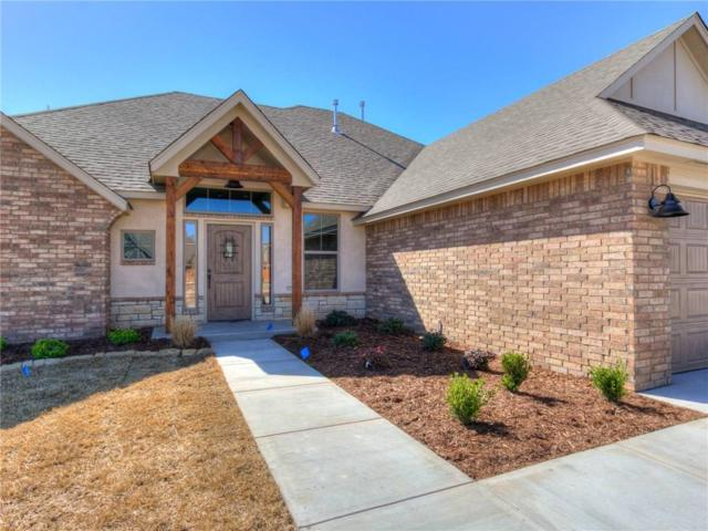 101 Hickory Circle, Piedmont, OK 73078 (MLS #815772) :: Wyatt Poindexter Group
