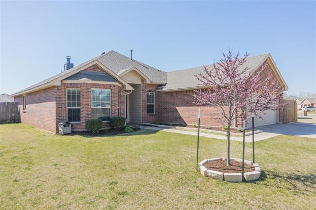 10008 SW 23rd, Yukon, OK 73099 (MLS #815806) :: Wyatt Poindexter Group