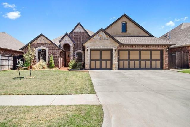 6308 Bentley, Oklahoma City, OK 73169 (MLS #815812) :: Wyatt Poindexter Group