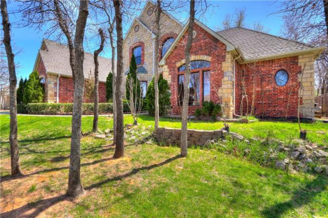 3308 Findhorn, Edmond, OK 73034 (MLS #815825) :: Erhardt Group at Keller Williams Mulinix OKC
