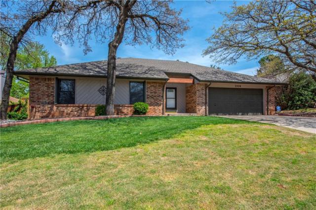 2329 Shady Tree Ln, Edmond, OK 73013 (MLS #815871) :: Keller Williams Mulinix OKC
