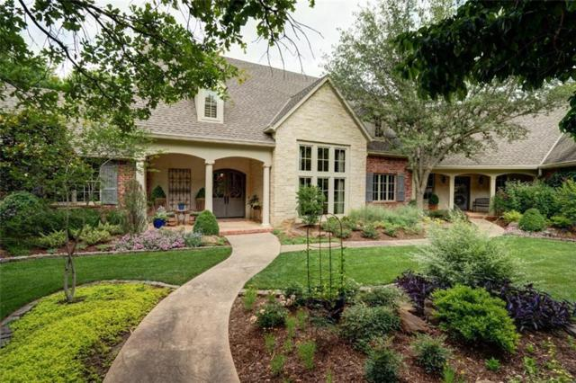 10250 Stone Gate Way, Arcadia, OK 73007 (MLS #815887) :: Wyatt Poindexter Group