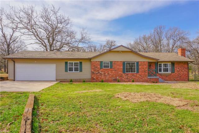 21424 Judy Circle, McLoud, OK 74851 (MLS #815889) :: Barry Hurley Real Estate