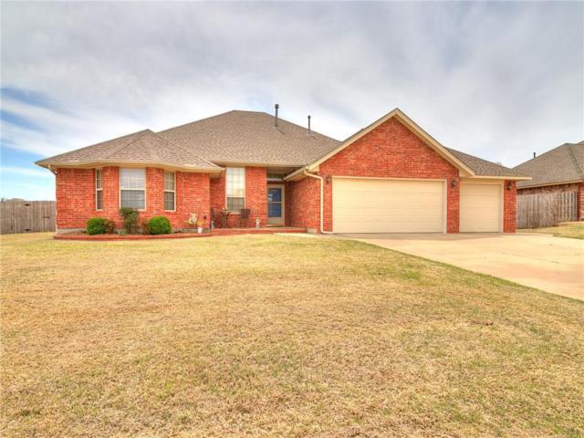 15288 Fox Creek Road, Choctaw, OK 73020 (MLS #815890) :: Homestead & Co