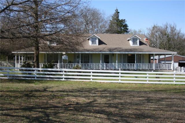 19564 County Road 1505, Ada, OK 74820 (MLS #815909) :: UB Home Team
