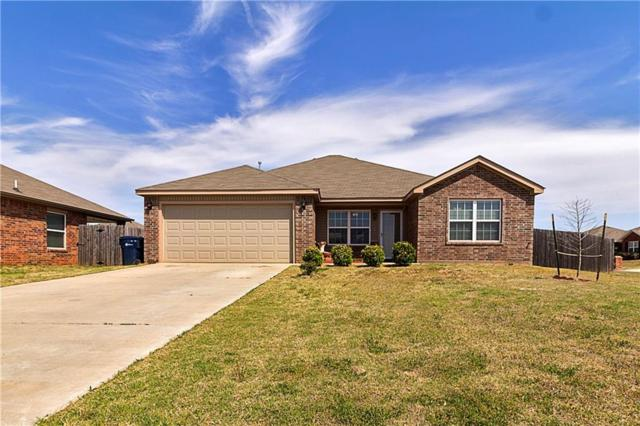 9632 Gabriel, Moore, OK 73160 (MLS #815921) :: Keller Williams Mulinix OKC