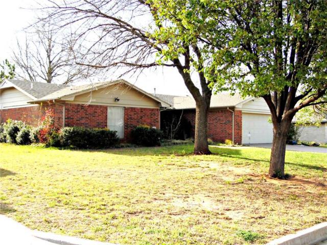3806 Hickory Stick Drive, Chickasha, OK 73018 (MLS #815936) :: Wyatt Poindexter Group