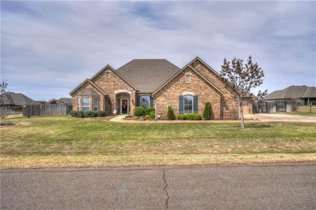 4679 Hillcrest Lane, Edmond, OK 73025 (MLS #815938) :: Keller Williams Mulinix OKC