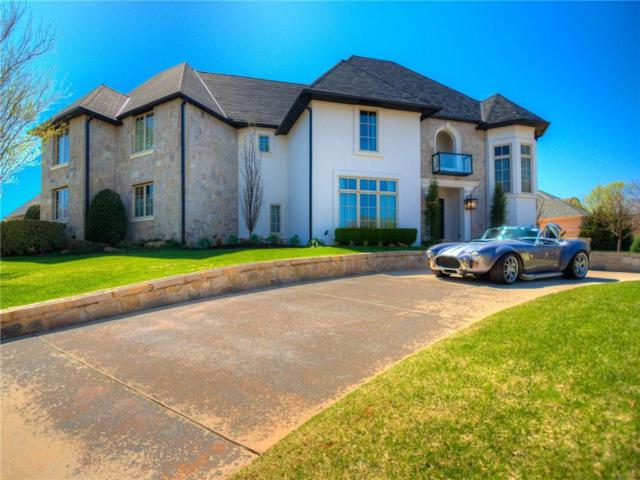 14916 Aurea Lane, Oklahoma City, OK 73142 (MLS #815955) :: Wyatt Poindexter Group