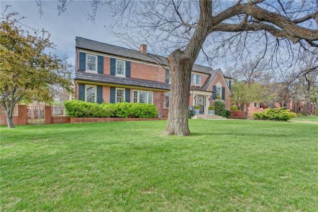 1506 Camden, Nichols Hills, OK 73116 (MLS #815957) :: Homestead & Co