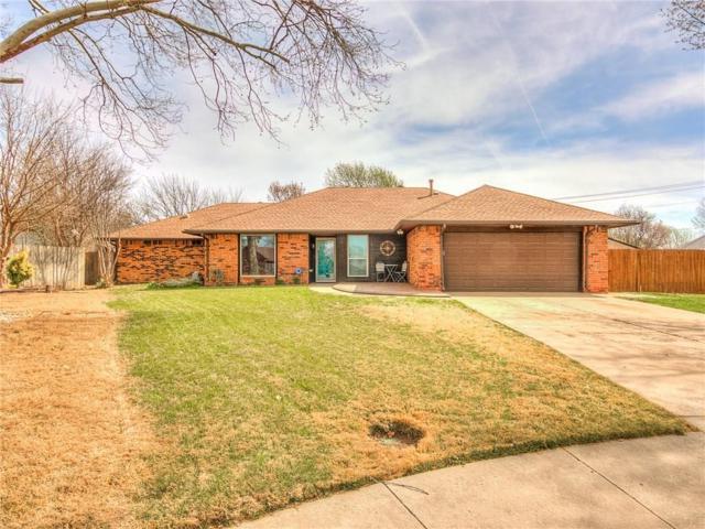 13120 Eastridge Drive, Oklahoma City, OK 73170 (MLS #815976) :: UB Home Team