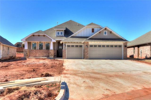 2005 Creek Side Circle, Moore, OK 73160 (MLS #816035) :: Barry Hurley Real Estate