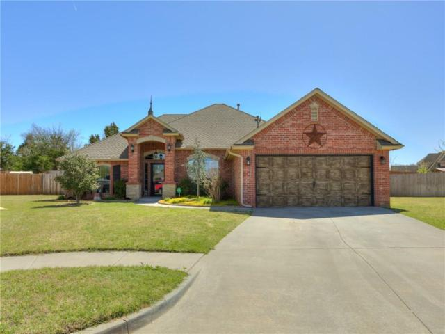2024 Wimberley Creek Drive, Moore, OK 73160 (MLS #816046) :: Keller Williams Mulinix OKC