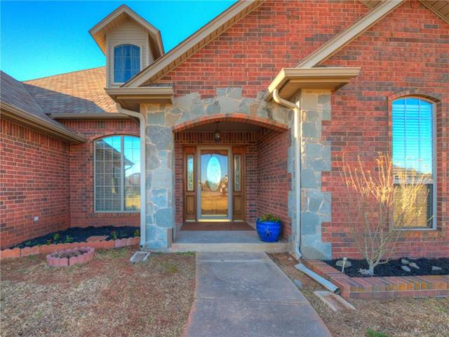 2116 NE 15th Street, Moore, OK 73160 (MLS #816060) :: Keller Williams Mulinix OKC