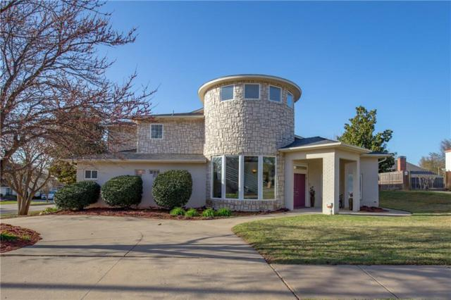 4409 Briarcrest, Norman, OK 73072 (MLS #816062) :: Barry Hurley Real Estate