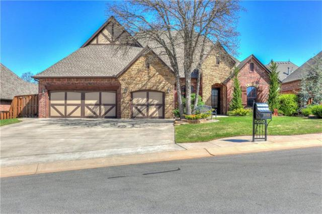 2725 Bison Drive, Edmond, OK 73034 (MLS #816093) :: Barry Hurley Real Estate