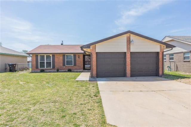 120 SW 5th Street, Moore, OK 73160 (MLS #816111) :: Wyatt Poindexter Group