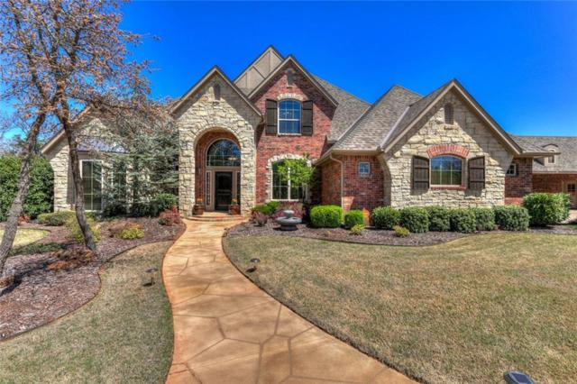 5900 Georgetowne Road, Edmond, OK 73034 (MLS #816114) :: Keller Williams Mulinix OKC