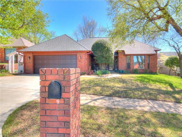 1104 Fountain Gate Court, Norman, OK 73072 (MLS #816126) :: Wyatt Poindexter Group