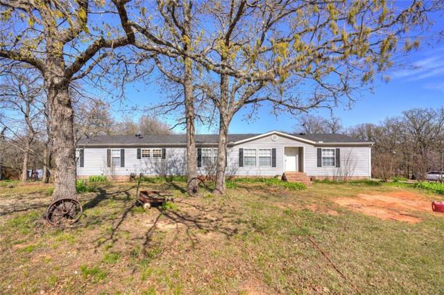 910148 S 3300 Road, Wellston, OK 74881 (MLS #816140) :: Meraki Real Estate