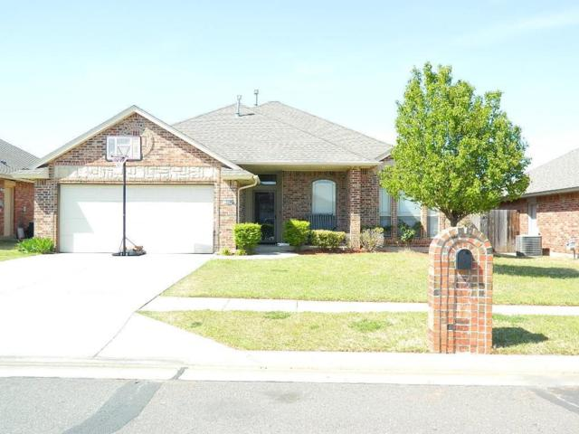 1729 SW 31st Terrace, Moore, OK 73160 (MLS #816160) :: Erhardt Group at Keller Williams Mulinix OKC