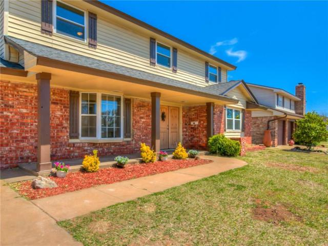 4717 Eastman, Oklahoma City, OK 73122 (MLS #816167) :: Wyatt Poindexter Group