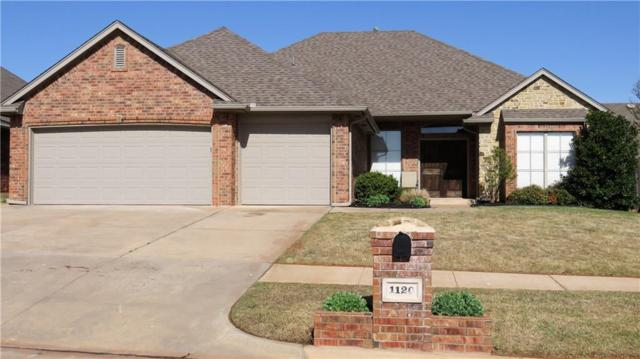1120 Lanie, Moore, OK 73160 (MLS #816174) :: Keller Williams Mulinix OKC