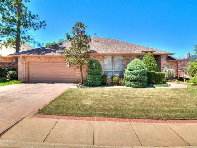6021 Chestnut Court, Edmond, OK 73025 (MLS #816191) :: UB Home Team