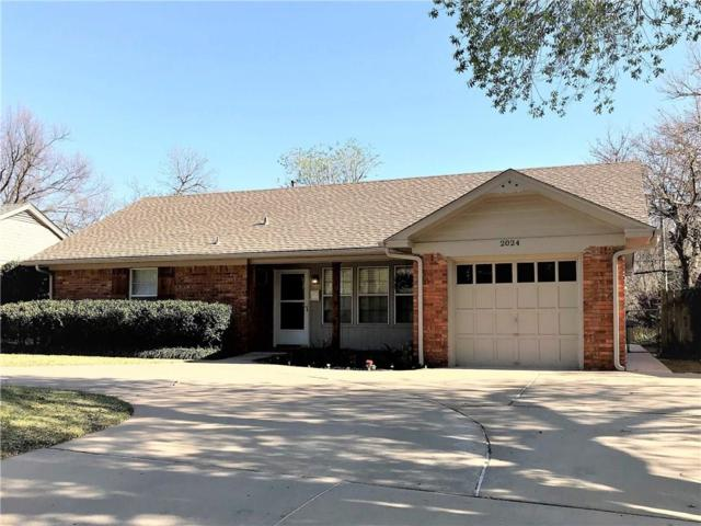 2024 NW 45th Street, Oklahoma City, OK 73118 (MLS #816220) :: Wyatt Poindexter Group
