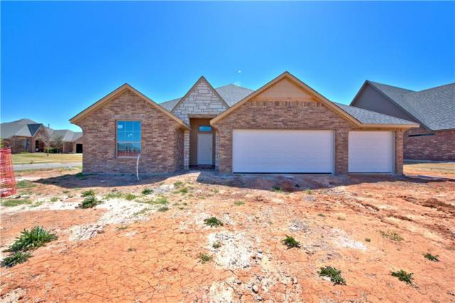 16900 Madrid Circle, Oklahoma City, OK 73170 (MLS #816233) :: Keller Williams Mulinix OKC