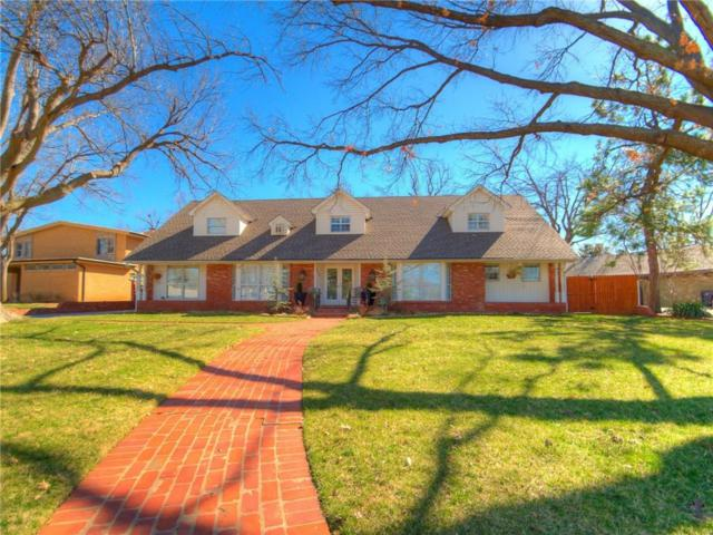 3128 Thorn Ridge Road, Oklahoma City, OK 73120 (MLS #816247) :: Keller Williams Mulinix OKC