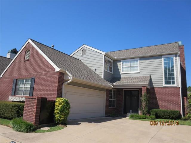 8670 N May Avenue 49D, Oklahoma City, OK 73120 (MLS #816266) :: Erhardt Group at Keller Williams Mulinix OKC