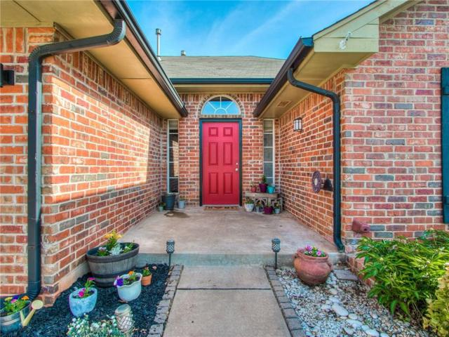 1921 Gray Fox Drive, Edmond, OK 73003 (MLS #816273) :: Keller Williams Mulinix OKC