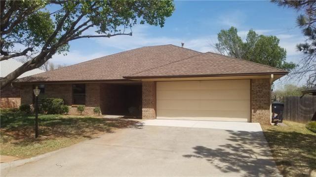 6916 Woodridge Avenue, Oklahoma City, OK 73132 (MLS #816275) :: Keller Williams Mulinix OKC