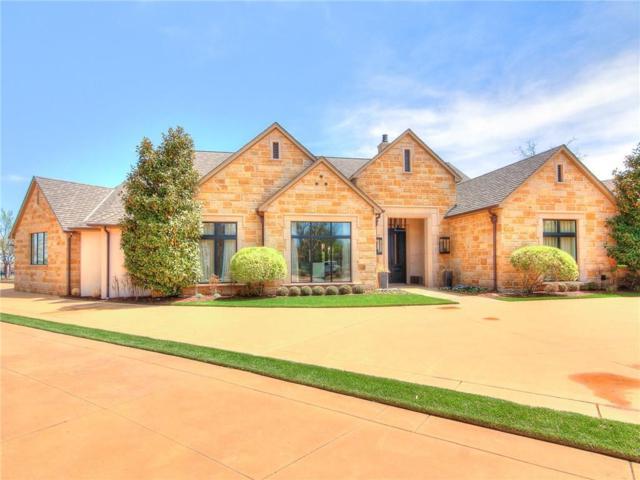 15021 Laurin Lane, Oklahoma City, OK 73142 (MLS #816276) :: Wyatt Poindexter Group